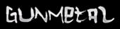 Font Hardcore Gunmetal Logo Preview