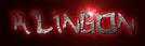 Font Hardcore Klingon Logo Preview