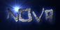 Font Hardcore Nova Logo Preview