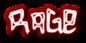 Font Hardcore Rage Logo Preview