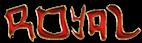 Font Hardcore Royal Logo Preview
