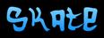 Font Hardcore Skate Logo Preview