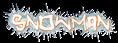 Font Hardcore Snowman Logo Preview