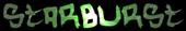 Font Hardcore Starburst Logo Preview