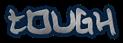 Font Hardcore Tough Logo Preview