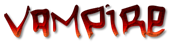 Font Hardcore Vampire Logo Preview