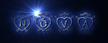 Font Hearts Nova Logo Preview