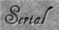 Font HenryMorganHand Serial Logo Preview