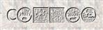 Font HippyStampA Carved Logo Preview