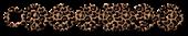 Font HippyStampA Cheetah Logo Preview