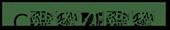 Font HippyStampA Cutout Logo Preview