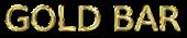 Font HippyStampA Gold Bar Logo Preview