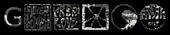 Font HippyStampA Grunge Logo Preview