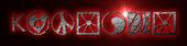 Font HippyStampA Klingon Logo Preview