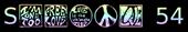 Font HippyStampA Studio 54 Logo Preview