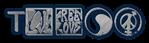 Font HippyStampA Tough Logo Preview