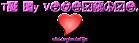 Font HippyStampA Valentine Symbol Logo Preview