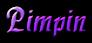 Pimpin Logo Style