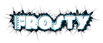 Font Holy Ravioli Frosty Logo Preview
