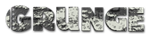 Font Holy Ravioli Grunge Logo Preview