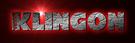 Font Holy Ravioli Klingon Logo Preview