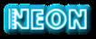 Font Holy Ravioli Neon Logo Preview