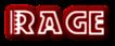 Font Holy Ravioli Rage Logo Preview