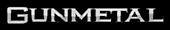 Font Ikarus Gunmetal Logo Preview