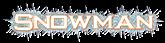Font Ikarus Snowman Logo Preview