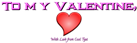 Font Ikarus Valentine Symbol Logo Preview