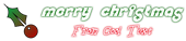 Font Independence Christmas Symbol Logo Preview