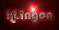 Font Independence Klingon Logo Preview