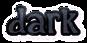 Font Initial Dark Logo Preview