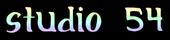 Font Initial Studio 54 Logo Preview