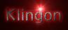 Font IronPipe Klingon Logo Preview
