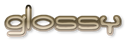 Glossy Logo Style
