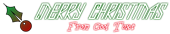 Font Jealousy Christmas Symbol Logo Preview