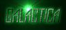 Font Jealousy Galactica Logo Preview