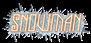 Font Jealousy Snowman Logo Preview