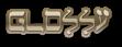 Font Jerusalem Glossy Logo Preview