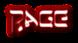 Font Jerusalem Rage Logo Preview