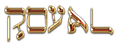 Font Jerusalem Royal Logo Preview
