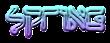 Font Jerusalem Spring Logo Preview