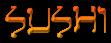 Font Jerusalem Sushi Logo Preview
