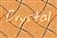 Font Jessescript Crystal Logo Preview