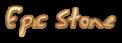Font Jessescript Epic Stone Logo Preview