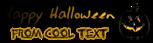 Font Jessescript Halloween Symbol Logo Preview