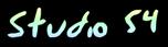 Font Jessescript Studio 54 Logo Preview