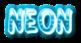 Font Jokewood Neon Logo Preview