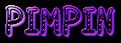 Font Jokewood Pimpin Logo Preview